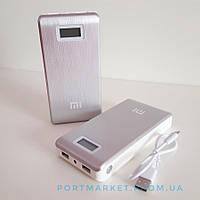 Внешний аккумулятор Power bank.Xiaomi 20000 mah LCD, фото 1