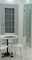Двери Verto Стандарт 2Б цвет Белый темный «Симплекс»