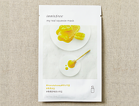 Innisfree My real squeeze mask мед, фото 1