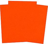 Фетр 20*30см 1мм ярко оранжевый