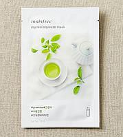 My real squeeze mask зеленый чай, фото 1