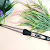 Щипцы для завивки волос Astor TB-1210 Black/metallic, плойка для завивки волос, керамические щипцы, фото 3