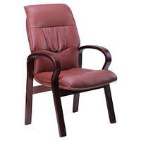 Кресло Лондон сф кожзам коричневый