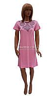 Сукня бамбукове (ніжно рожеве) літній Bellezza № 4050, фото 1