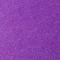Фетр 20*30см 1мм темно фиолетовый