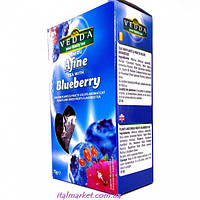 Чай заварной с черникой Bluberry 75 г