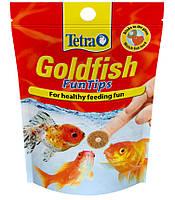 Tetra Goldfish FunTips таблетированный корм