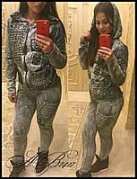 Женский Турецкий костюм джинс варёнка