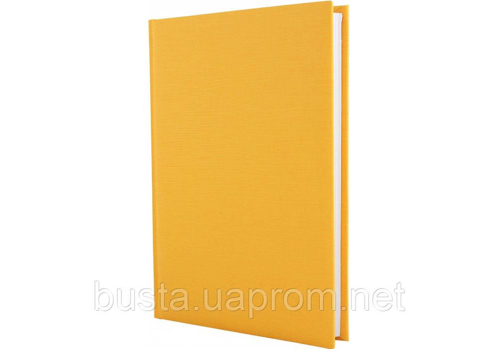 Ежедневник недатированный А6 Capys желтый