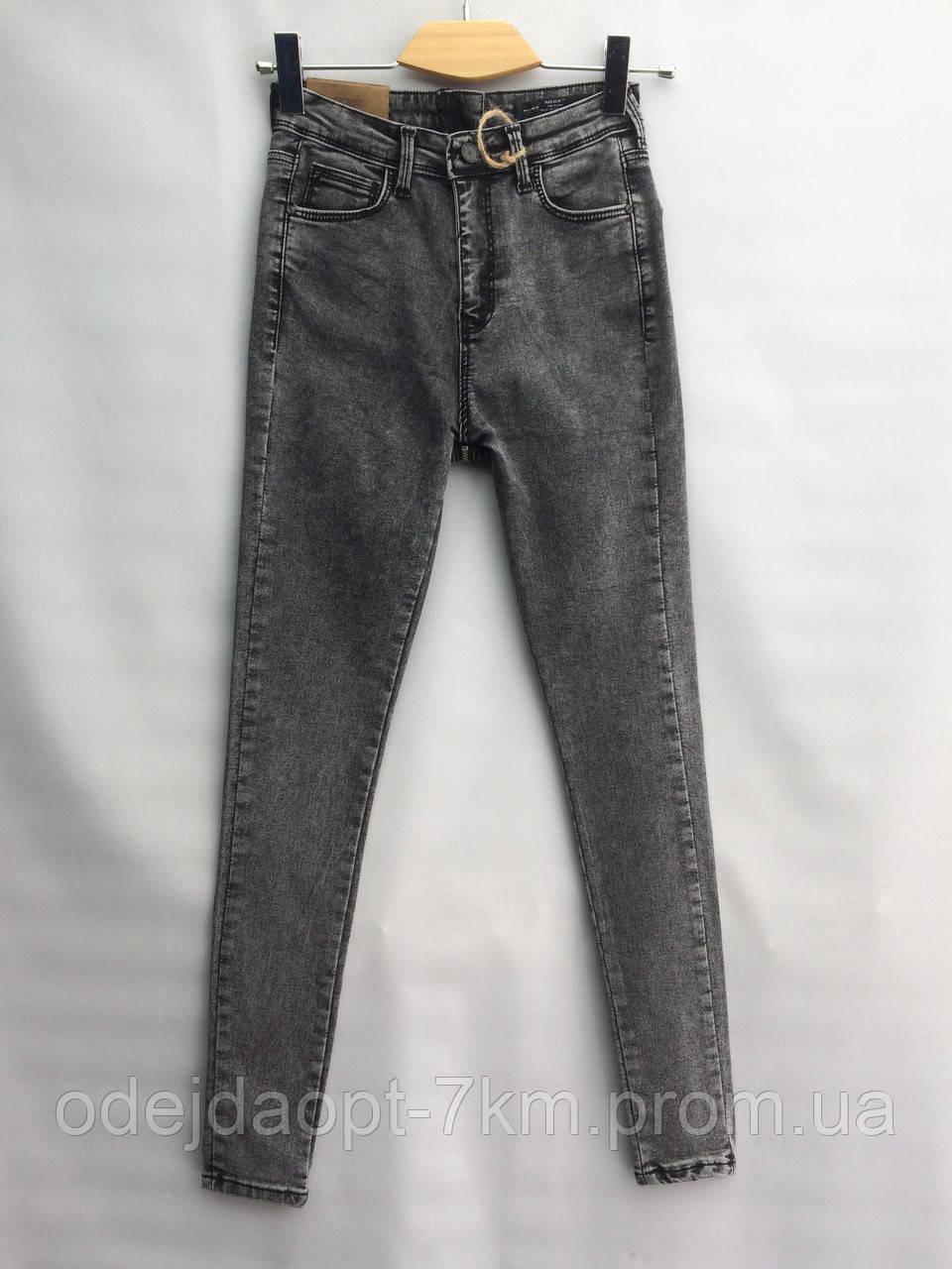 69e15846256 Джинсы женские с молнией сзди AROX (26-31) - JeansLook в Одессе