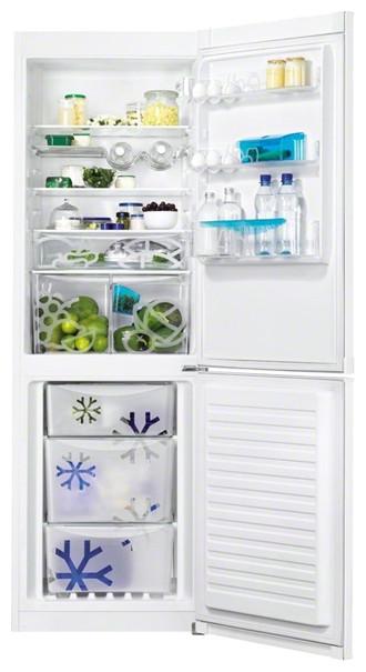 Двухкамерный холодильник Zanussi ZRB34214WA