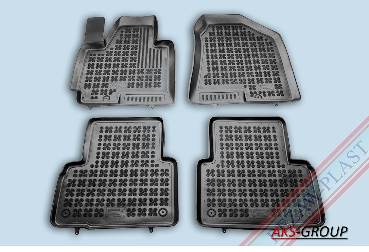 Ковры салона Hyundai ix35 2010- Rezaw-Plast 201607