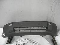 Бампер передний без отв. п/тум. для ford transit connect (форд транзит коннект) 2002-2006. Пр-во Fps
