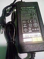 Импульсный блок питания 24V 1.5А (36W) с силовым кабелем