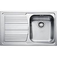 Раковина из нержавейки для кухни Franke Logica line LLX 611-79 101.0381.806, фото 1