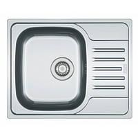 Врезная оборачиваемая кухонная мойка Franke Polar PXL 611-60 101.0330.655, фото 1