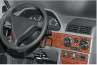 Alfa Romeo 145/146 1994-2001 гг. Накладки на панель (145 и 146 альфа) Титан
