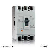 Автоматический выключатель NM1-1250H/3Р 1000А 65кА (CHINT)