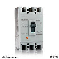 Автоматический выключатель NM1-125H/3Р 63А 50кА (CHINT)