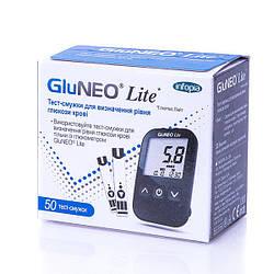 Тест-полоски GluNeo Lite (ГлюНео Лайт), 50 шт.