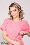 """Платье для беременных и кормящих """"ZANZIBAR"""", ярко-розовое, фото 4"""