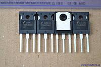 Транзисторы FGH60N60SFD (оригинал)
