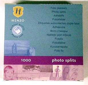 Henzo Foto Teilt - Самоклеящиеся этикетки