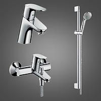 Набор для раковины, ванны и душа Hansgrohe Focus E2 31934000 (31730000+31940000+27763000)