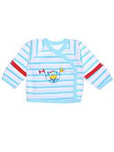 Сорочечка для новонароджених Морячок