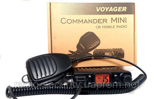 Автомобільна рація VOYAGER COMMANDER MINI 27 МГц