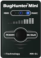 Антижучок, профессиональный детектор жучков и камеры BugHunter Mini.