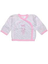 Сорочечка для новонароджених Зебра