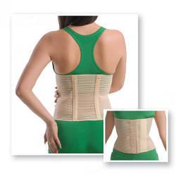 Бандаж лечебно-профилактический эластичный (послеоперационный и послеродовой) 4002 люкс Med textile, (Украина)