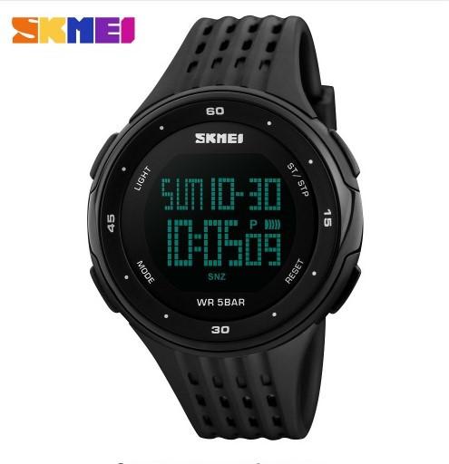 Спортивний годинник Skmei 1219. Водонепроникність 50 м.