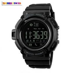 Розумні годинник SKMEI 1245 c Bluetooth (Black)