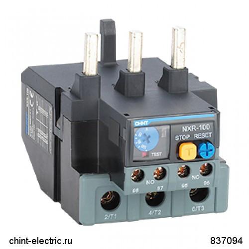 Тепловое реле NXR-12 0.25-0.4A (CHINT)