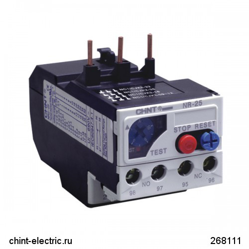 Тепловое реле NR2-25 12-18A (CHINT)