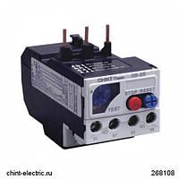 Тепловое реле NR2-25 5.5-8A (CHINT)