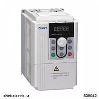 Преобразователь частоты NVF2G-30/PS4, 30кВт, 380В 3Ф, тип для вентиляторов и водяных насосов (CHINT)