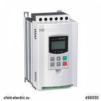 Устройство плавного пуска NJR2-110D, 207А, 110кВт (CHINT)