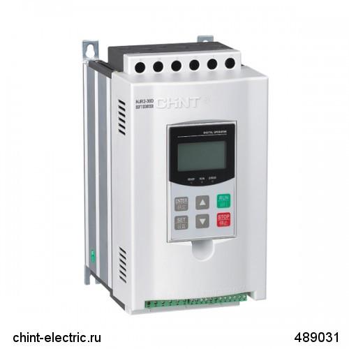 Устройство плавного пуска NJR2-132D, 248А, 132кВт (CHINT)