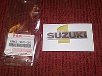 "Наклейка ""SUZUKI"" на пластик стопа 00-04г FOR YD8 Suzuki Burgman SkyWave 68165-14F00-CD5"