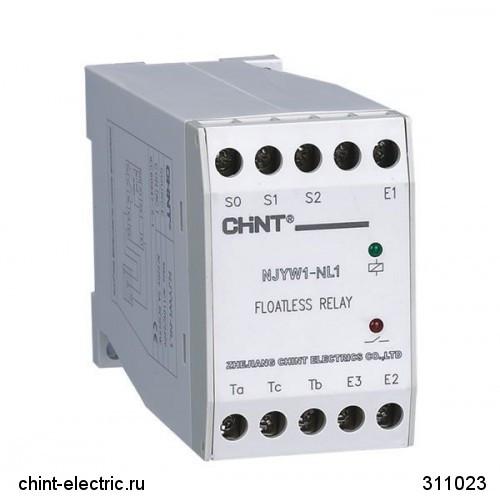 Реле контроля уровня жидкости NJYW1-BL1 AC380В (CHINT)