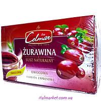 Чай фруктовый клюква Zurawina Owocowa 20 пак