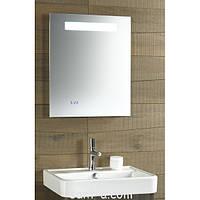 Зеркало с флуоресцентной подсветкой 80х3х65 см Jacob Delafon FOMILIA EB1160-NF