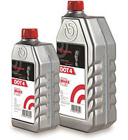 Тормозная жидкость Brembo Brake Fluid DOT4 1 л.