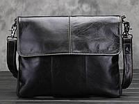Мужская кожаная сумка. Модель 63234, фото 7