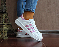 Подростковые(женские) кроссовки  Adidas Superstar