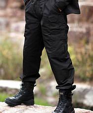 Брюки Тактик, черные. Барс, Оригинал РФ, фото 3