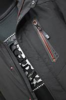 Весенняя куртка Black Vinyl TC18-1280